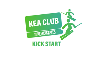 Picture of Kea Kick Start - Ski