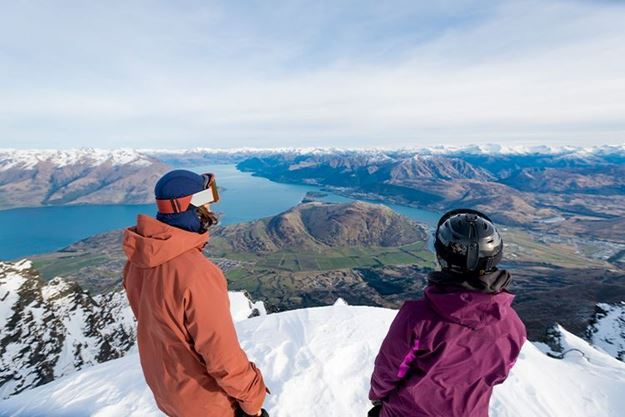 Sightseeing - The Remarkables