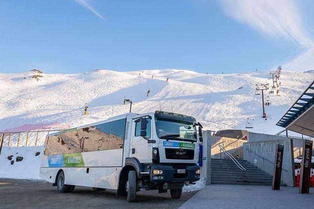 Lift Pass and Queenstown Ski Bus