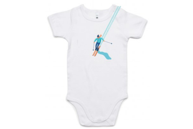 Picture of Mini-Me Skier One-Piece