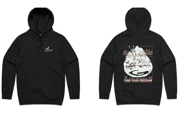 Picture of Remarks Video Game Hoodie
